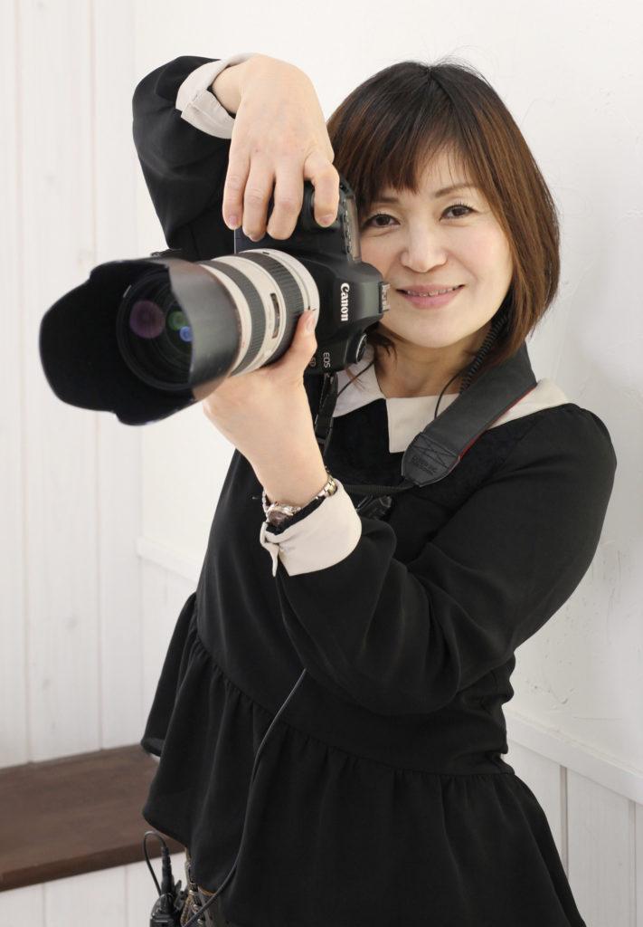 カメラマンきょーこ